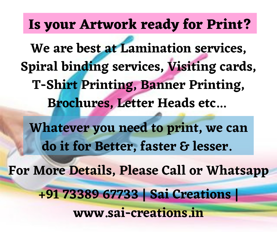 Best Printing Services within your Budget