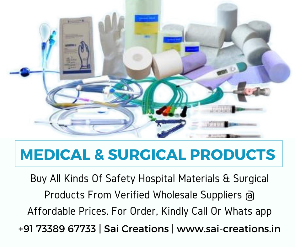 Medical & Surgery Equipments