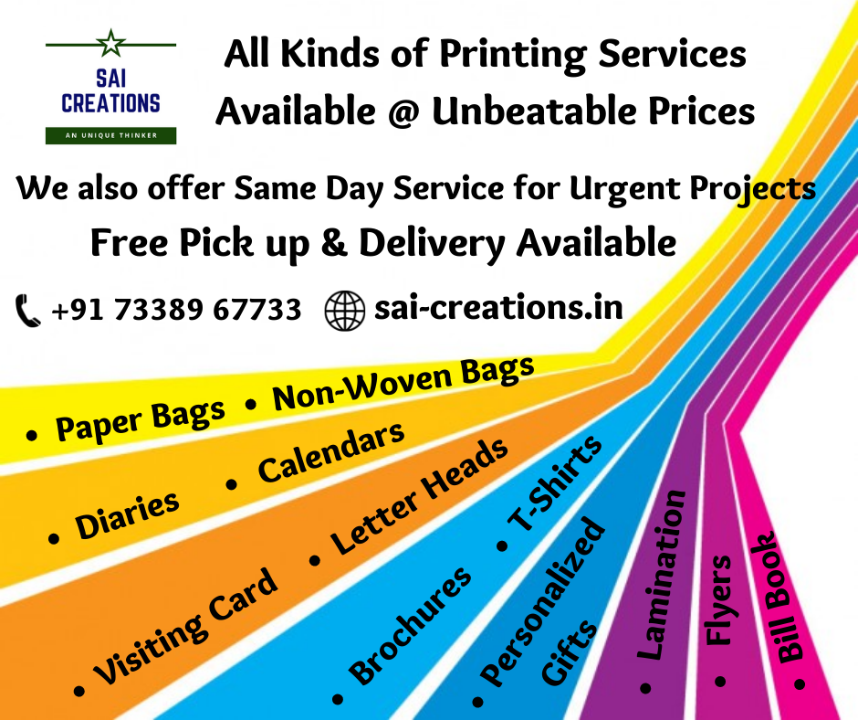 Same Day Printing Services