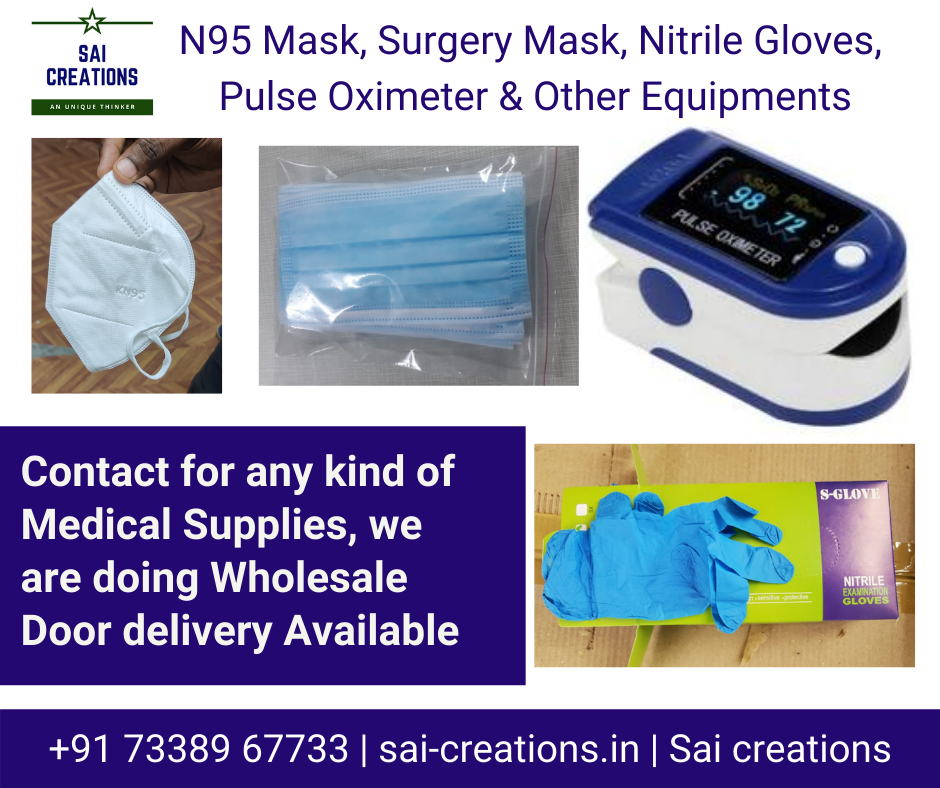 Medical Supplies Online - Door Delivery